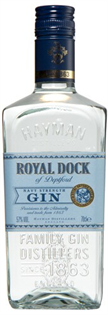 Royal Dock Gin Navy Strength 750ml